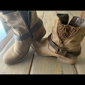 Brown Tyra Jellypop Boots